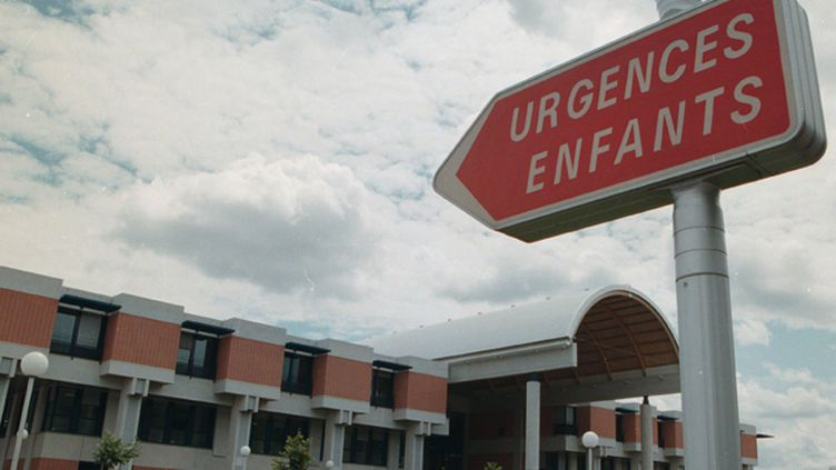 (L'enfant avait été admise le week-end dernier à l'hôpital Purpan de Toulouse © MaxPPP)