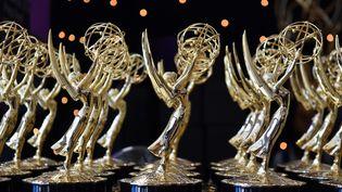Les Emmy Awards seront remis lors d'une cérémonie retransmise sur la chaîne américaine ABC, le 20 septembre 2020. (VALERIE MACON / AFP)