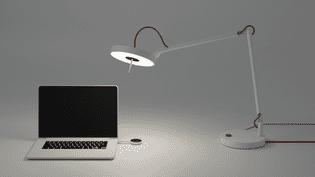 Unelampe LiFipermet de se connecterà Internet via la lumière (Oledcomm)