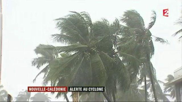 Nouvelle-Calédonie : alerte au cyclone