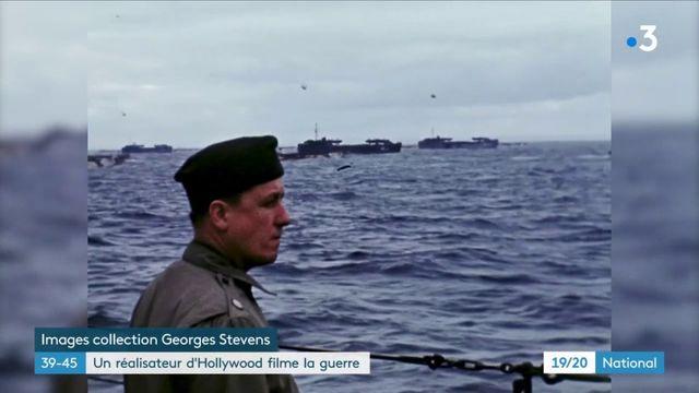 Débarquement du 6 juin 1944 : un réalisateur d'Hollywood filme la guerre