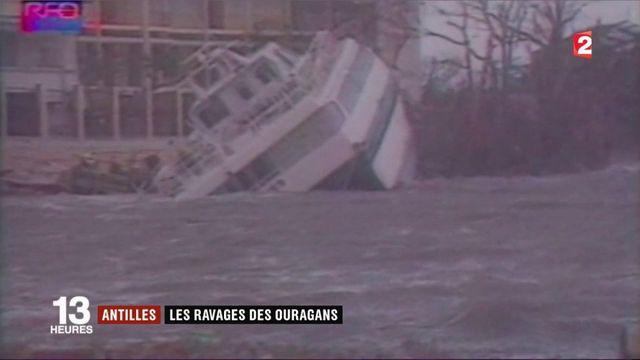 Ouragan Irma : les Antilles, zone à risque