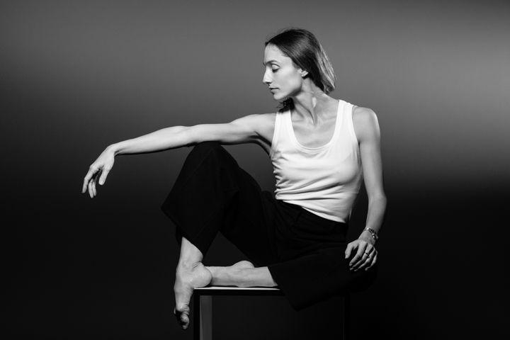 """Les danseurs grandissent inconsciemment avec l'adage """"no pain, no gain"""" (pas de douleur, pas de gain). (JOEL SAGET / AFP)"""