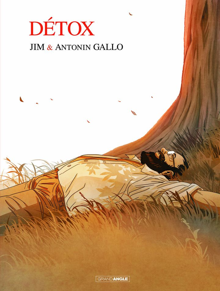 "Couverture de ""Détox"" (Antonin Gallo, Jim / Bamboo)"