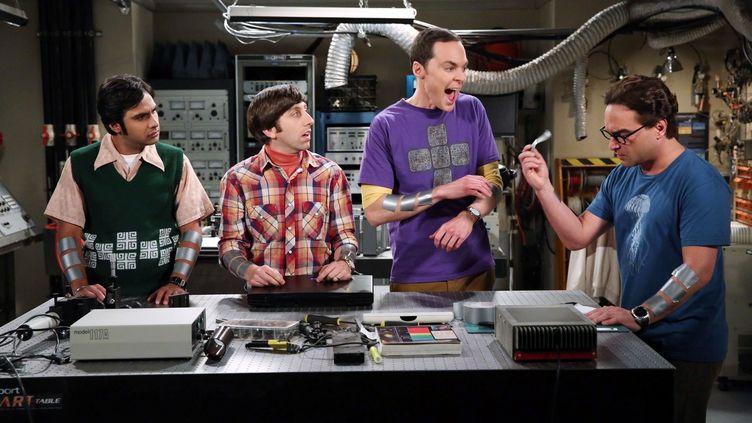 "Image de la saison 8 de ""The Big Bang Theory"". (CHUCK LORRE PRODUCTIONS / WARNER)"