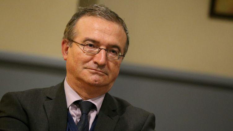 Hervé Mariton est le député Les Républicains de la Drôme. (FABRICE ANTERION / MAXPPP)