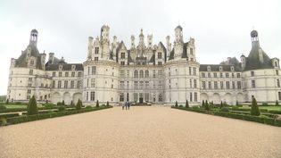 Le château de Chambord, le plus vaste des châteaux de la Loire, a rouvert ses portes. (France 3 Orléans)