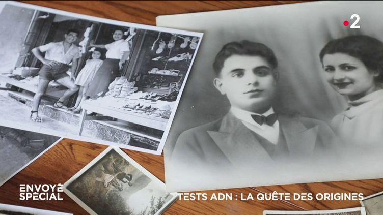Envoyé spécial. Tests ADN : la quête des origines (ENVOYÉ SPÉCIAL  / FRANCE 2)