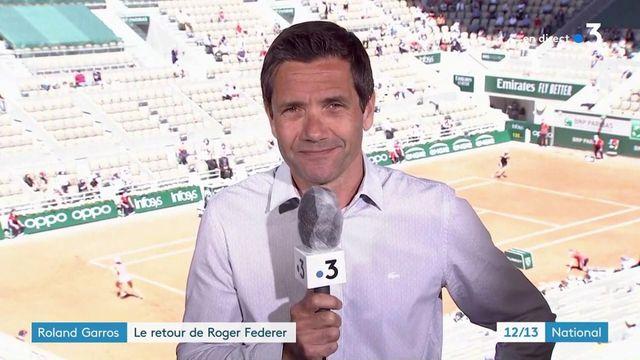 Roland-Garros : le tournoi retrouve son public