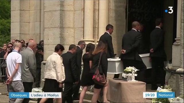 Obsèques : l'adieu à Maëlys