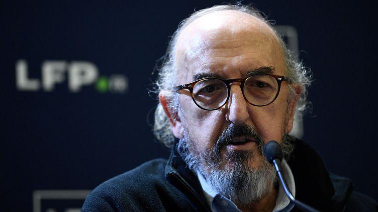 Jaume Roures le PDG de Mediapro (FRANCK FIFE / AFP)