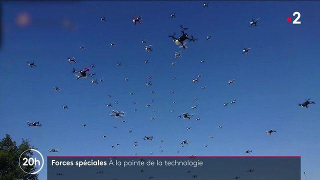 Armée : des drones pour protéger les forces spéciales