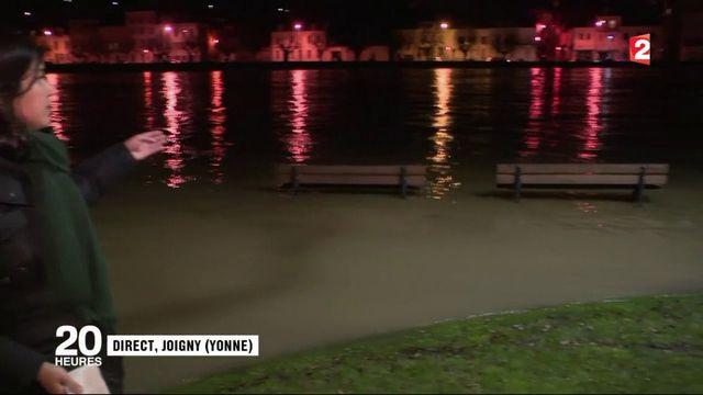 Inondations dans l'Yonne : une mauvaise nouvelle pour Paris