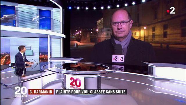 Gérald Darmanin : la plainte pour viol a été classée sans suite