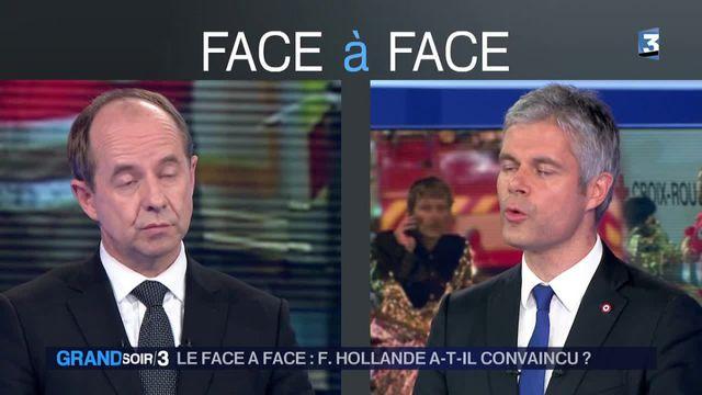 """Urvoas sent Hollande """"déterminé, implacable"""""""
