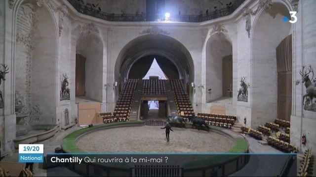 Covid-19 : comment la ville de Chantilly se prépare au déconfinement