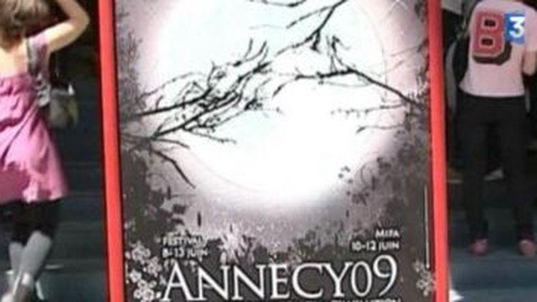 La BD s'anime au festival d'animation d'Annecy  (Culturebox)