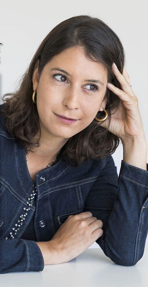 Caroline Laurent, écrivaine (Ed. Les Escales)