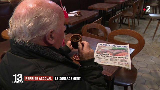 Ascoval : l'annonce de la reprise est un soulagement pour toute la ville
