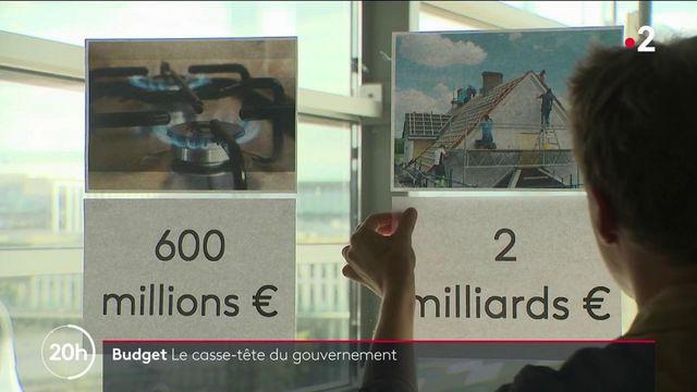 Budget : le gouvernement accélère le rythme des dépenses