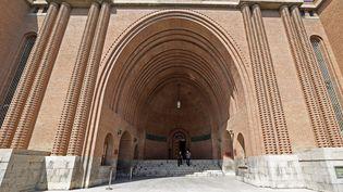 Le muséeNational d'Iran à Tehéran, le 19 septembre 2021. (ATTA KENARE / AFP)