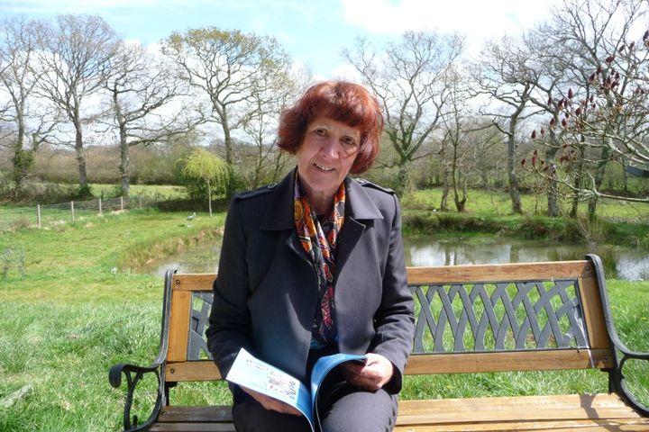Nicole Boucheton, vice-présidente de l'Association pour le droit de mourir dans la dignité, pro-euthanasie. (NICOLE BOUCHETON)