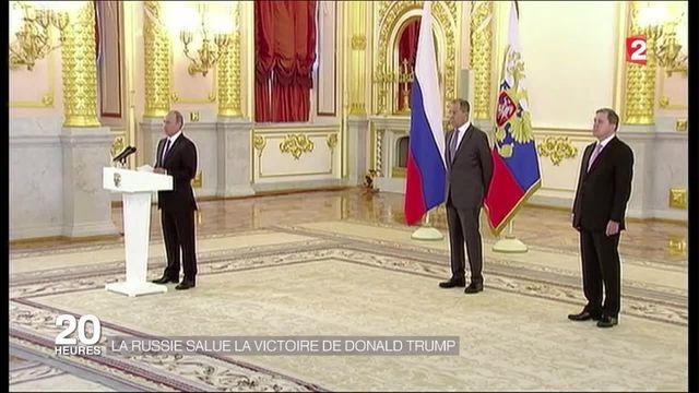 Présidentielle américaine : quelles relations entre Donald Trump et Vladimir Poutine ?