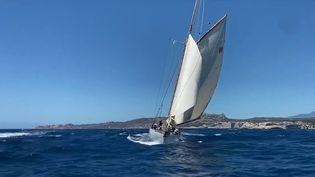 Navigation : des voiliers d'exception font escale à Bonifacio (France 3)
