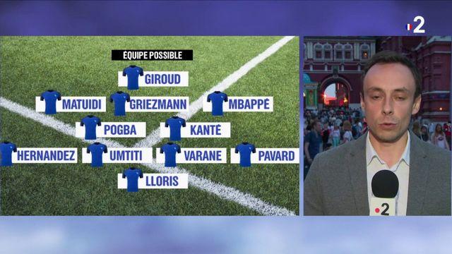 Équipe de France : qui jouera la finale ?