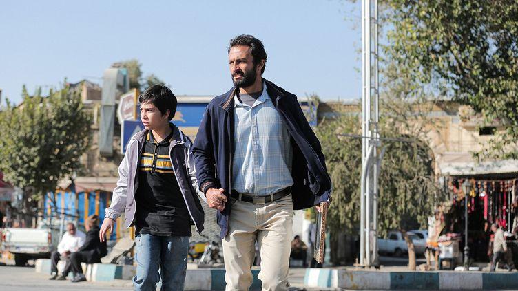 "Amir Jadidi dans ""Un héros"" deAsghar Farhadi (2021). (AMIRTOSSEN SHOJAEI)"
