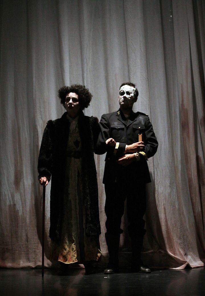 """""""Les Vibrants"""" de Aïda Asgharzadeh, mise en scène de Quentin Defalt  (Jean-Christophe Lemasson)"""