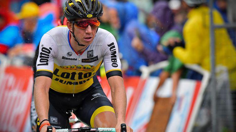 Sep Vanmarcke, pendant le Tour de France 2016 (DAVID STOCKMAN / BELGA MAG)