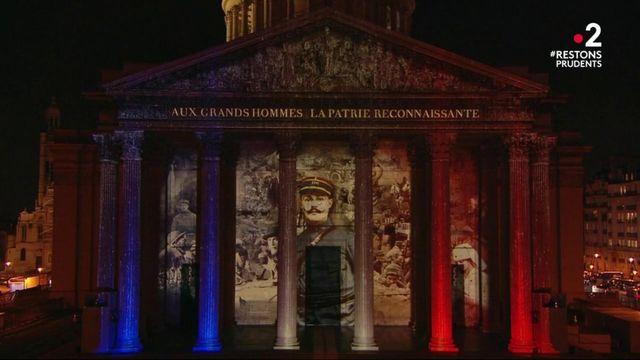 11-Novembre:MauriceGenevoixentre auPanthéon