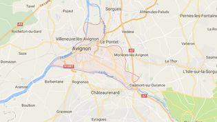 Une fusillade a éclaté devant une mosquée à Avignon dimanche 2 juillet au soir, faisant sept blessés légers. (GOOGLE MAPS)