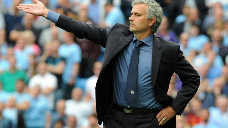 José Mourinho (RUI VIEIRA/AP/SIPA / AP)