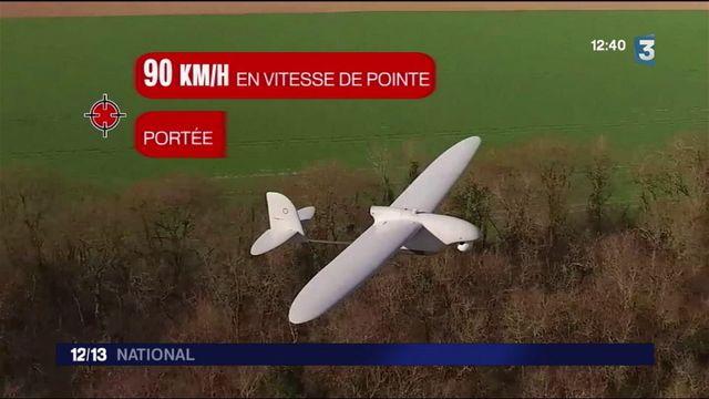 Défense : les drones au coeur de la stratégie de l'armée de Terre