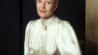 L'actriceCatherine Rich en 1993. (LOUIS MONIER / GAMMA-RAPHO)
