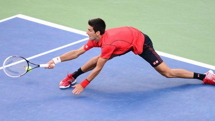 Novak Djokovic, l'homme élastique