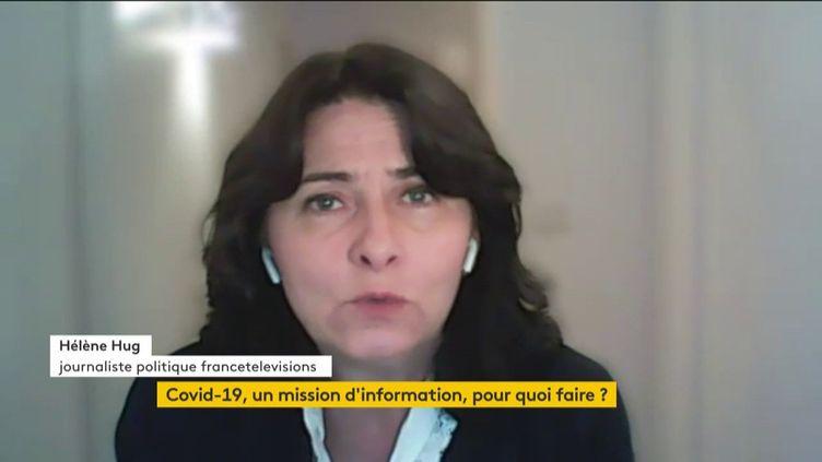 Hélène Hug (FRANCEINFO)