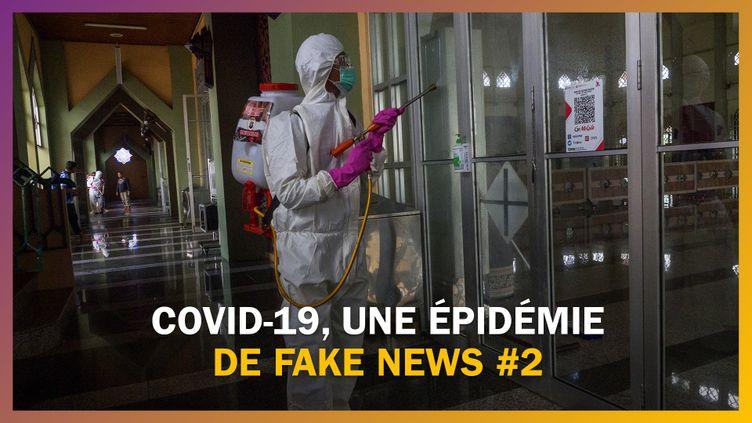 Covid-19, une épidémie de fake news. (FRANCE CULTURE)