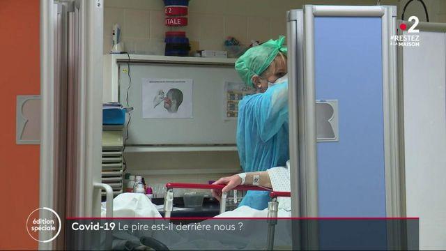 Coronavirus : le rythme d'entrée en réanimation continue de faiblir