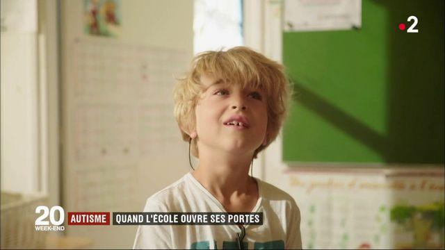 Autisme : l'école ouvre ses portes