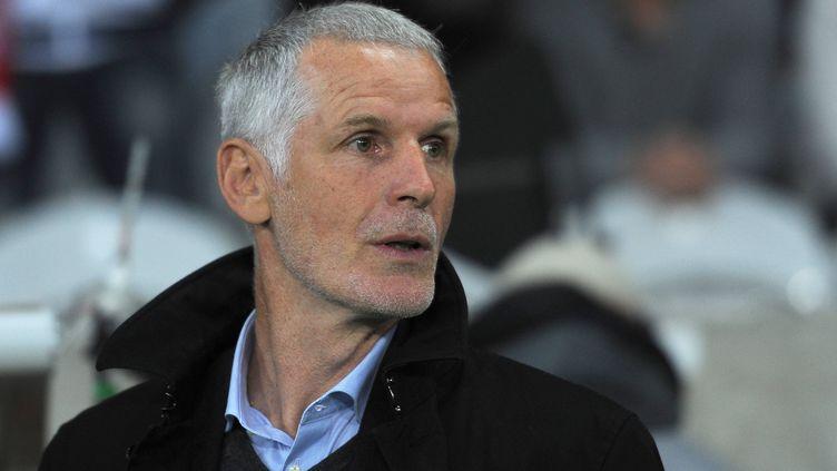 L'entraîneur français Francis Gillot