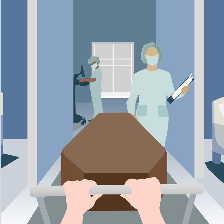 Dans cet Ehpad de Haute-Marne, les soignants assurent avoir pris les mesures de sécurité les plus drastiques possible, mais le coronavirus a tout de même frappé. (AWA SANÉ / JESSICA KOMGUEN / FRANCEINFO)
