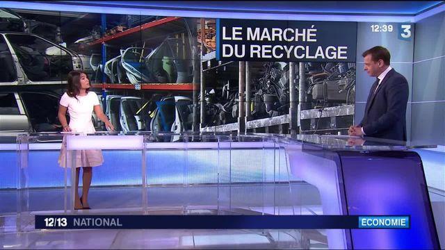 Recyclage : la France, bonne élève européenne