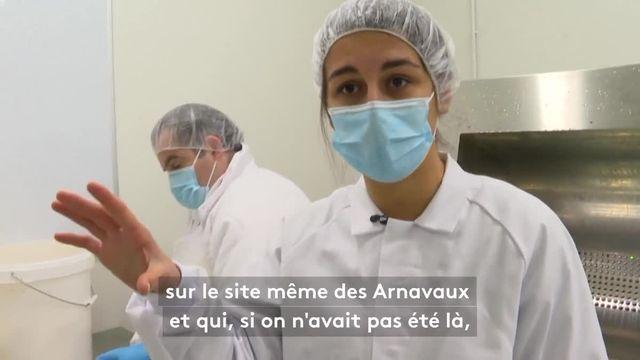 À Marseille, une légumerie recycle des fruits et légumes et les transforme pour des associations