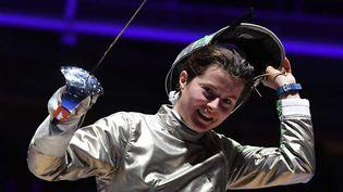 L'expérimentée Cécilia Berder, leader du sabre français
