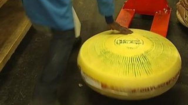 Feuilleton : le fromage à l'honneur au marché de Rungis (2/5)