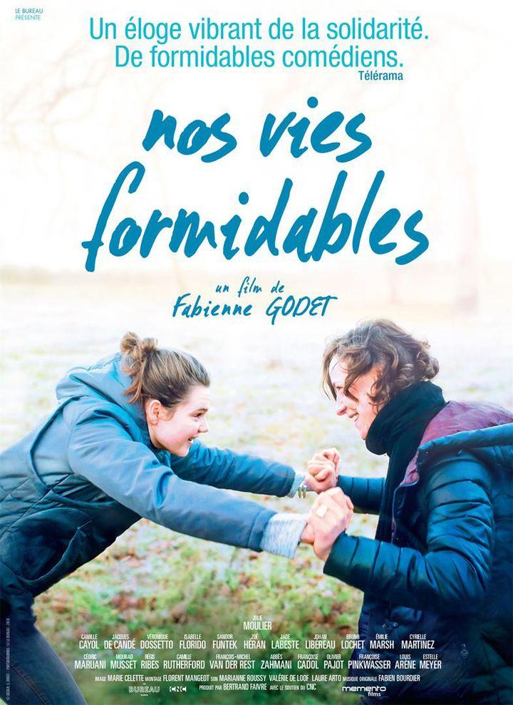 """""""Nos vies formidables"""" : l'affiche  ( Memento Films Distribution)"""