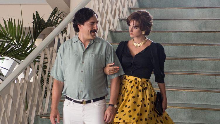 "Javier Bardem et Penélope Cruz dans ""Escobar"" de Fernando León de Aranoa  (Filmax)"
